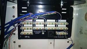 Network Wiring Panel