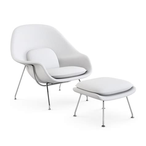 Womb Chair And Ottoman Knock by Lounge Chair Designs With A Character