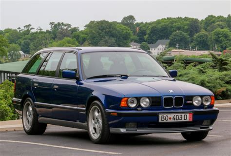 M5 Wagon by 1993 Bmw M5 Touring For Sale On Bat Auctions Sold For