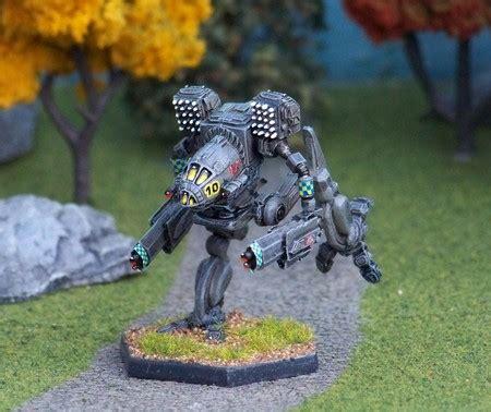 grey keshik mad cat timber wolf resculpt  ogre