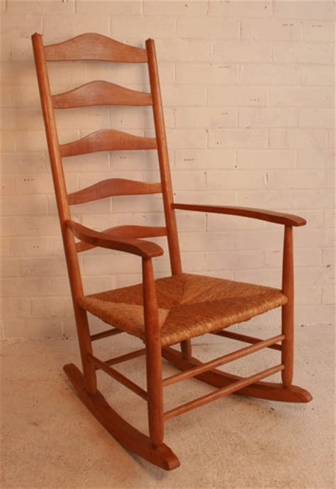 antiques atlas a cotswold school rocking chair