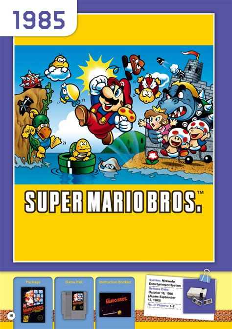Super Mario Encyclopedia: The Official Guide to the First ...
