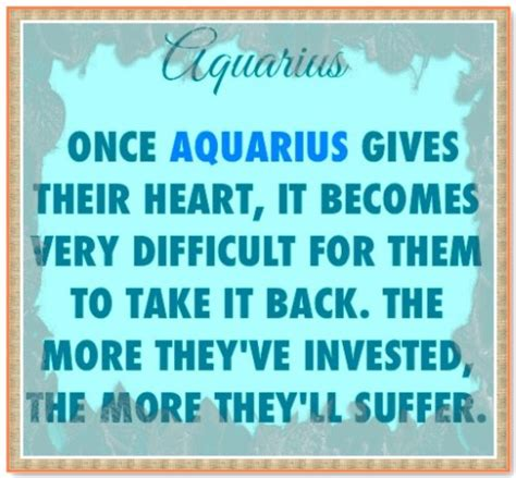 aquarius birthday quotes quotesgram
