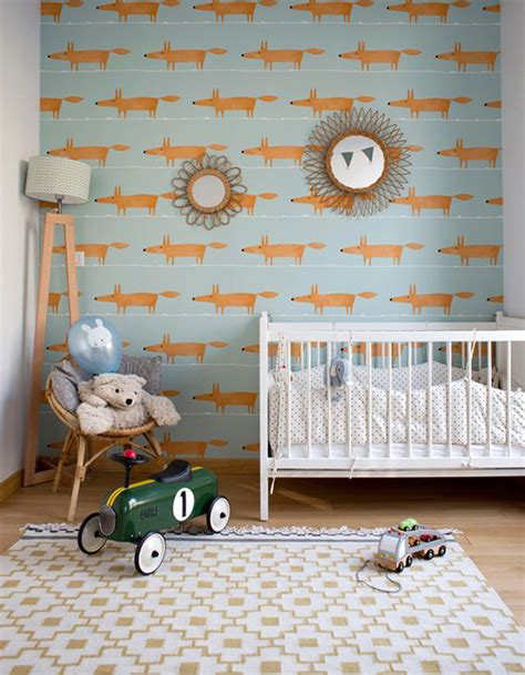 chambre de garcon chambre de bébé 25 idées pour un garçon décoration
