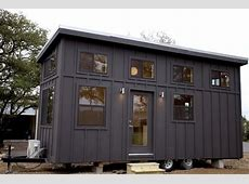 Black Pearl Tiny House by Nomad Tiny Homes