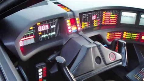 Knight Rider Inside Kitt