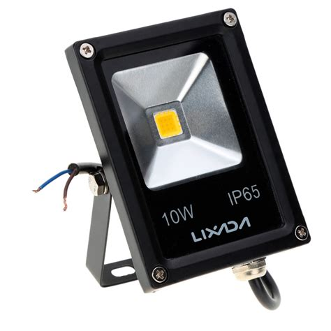 led flood light 10w white warm white ip65 outdoor