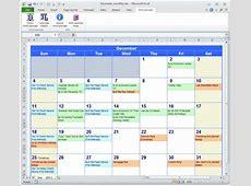 Calendar Template Excel Free Calendar Template