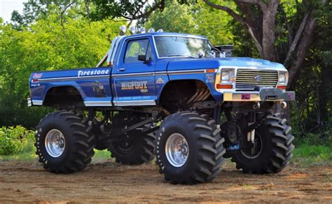 bigfoot monster truck history 5 things you didn 39 t know about the f 150 39 s history