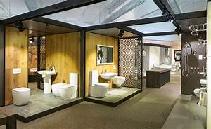 Domayne bathroom design centre introducing the alexandria for Bathroom showrooms alexandria