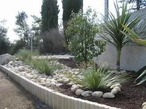 deco jardin gravier perfect inspirations avec idee deco With deco jardin avec cailloux