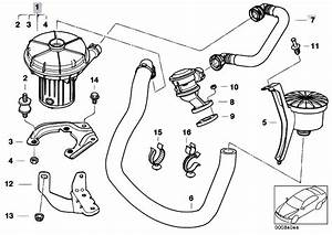 Original Parts For E46 316ci N40 Coupe    Engine   Emission