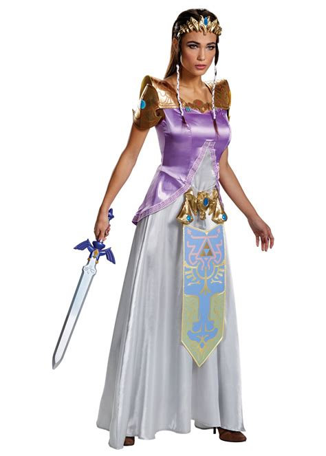zelda women costume video game costumes