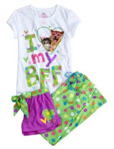 Justice BFF Pajama Set for Girls