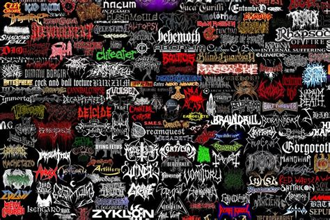metalcaptcha captcha with heavy metal band logos boing boing boing bbs