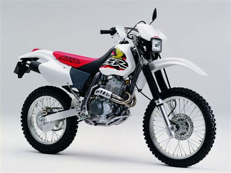 Enduro Motorcycle, Honda Xr400