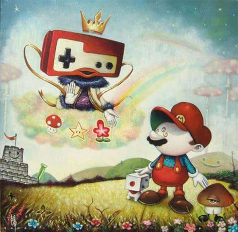 Awesome Super Mario Bros Fan Art 97 Pics Picture 69
