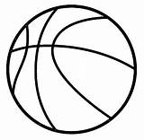 Ball Coloring Basketball Pages Printable Colouring Wecoloringpage Crystal Template Football Sports Sheets Pdf Popular Crafts Pokemon sketch template