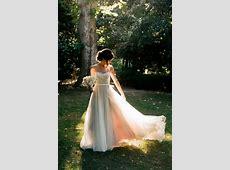 60 Romantic And Airy Flowy Wedding Dresses HappyWeddcom
