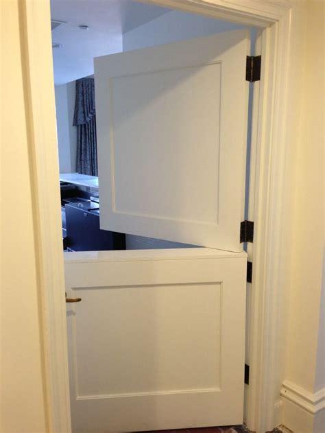 interior dutch door photo    dutch door