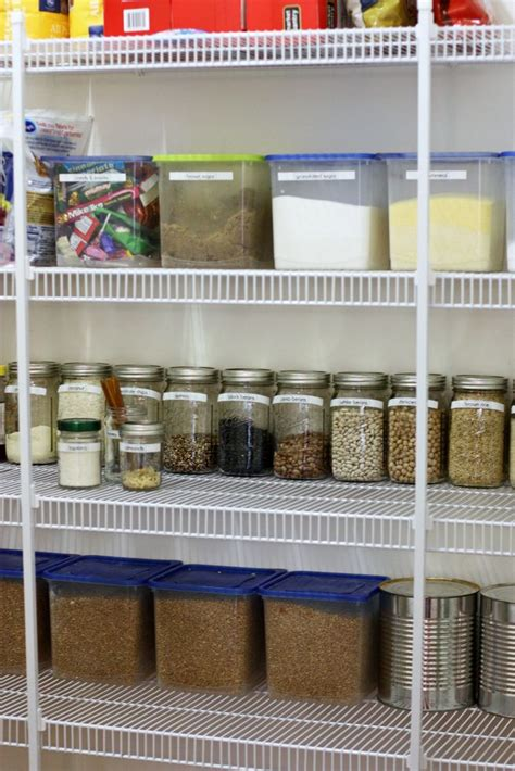 Inexpensive Pantry Cabinets by A Pantry Bigger Than My Boston Kitchen Pantry