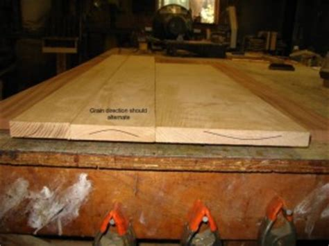 Hardwood Floor Spline Glue by Custom Furniture And Fabrication 187 How To Glue Up Solid