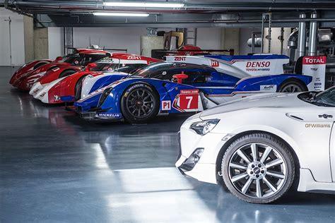 Le mans fait partie des neuf villes finalistes pour l'obtention du label. Toyota Le Mans History Under One Roof - autoevolution