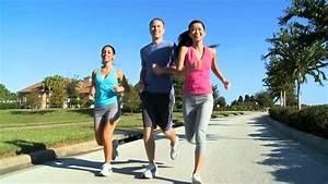 Image Gallery people jogging