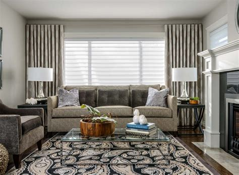 Curtain Ideas For Apartment Living Room