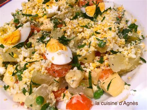 la cuisine d salade à la polonaise la cuisine d 39 agnèsla cuisine d 39 agnès
