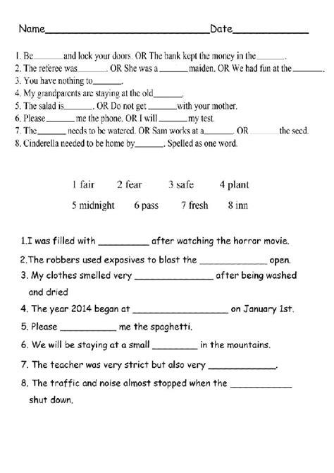 vocabulary grade 2 3 5c