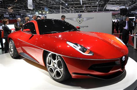 Disco Volante 2012 Price by Touring Superleggera Disco Volante Concept Looks Alfa