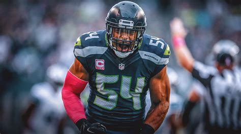 seahawks news bobby wagner receives  rating  madden