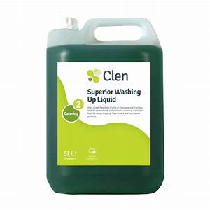 Clen Superior Washing Up Liquid 5 Litres