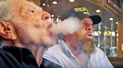 Toby Keith & Willie Nelson Costar In Highlarious Video
