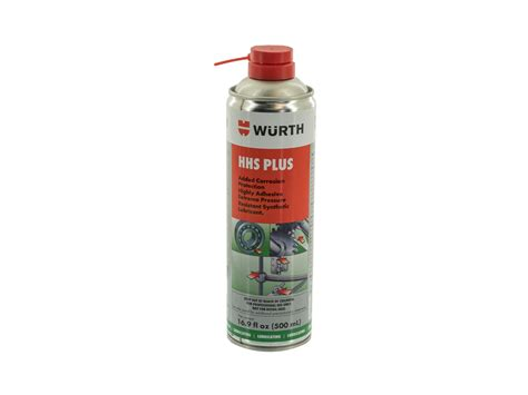 Hhs-k Spray Grease (wurth)
