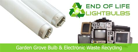 garden grove disposal garden grove bulb and electronic waste recycling
