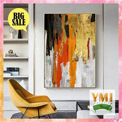 Painting Abstract Canvas Paintings Acrylic