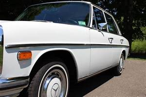 1972 Mercedes Benz 220d Diesel Only 60k Original Miles