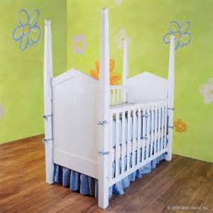 bratt decor crib conversion kit bratt decor heritage crib white