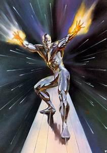 Phalanx Ultron vs Current Silver Surfer - Battles - Comic Vine
