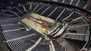 Philips Arena Transforms With 5 Events In 5 Days Youtube