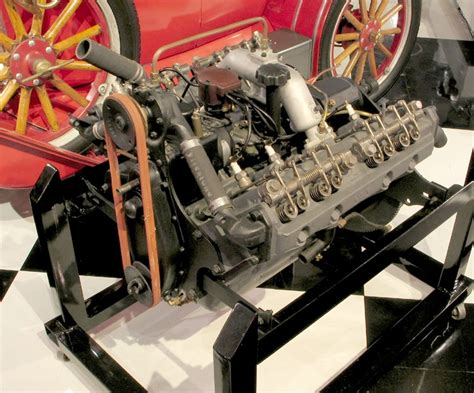 First Chevy V8 1918  Great Cars  Pinterest Chevrolet