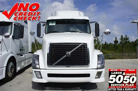 2009 volvo truck 2009 volvo 630 sleeper truck for sale gulfport ms