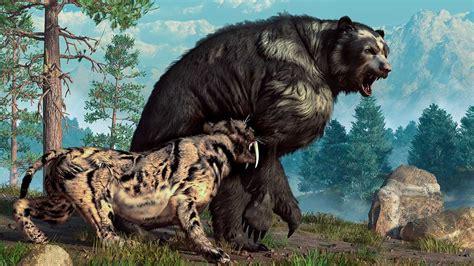 encontraron restos del oso mas grande del mundo en