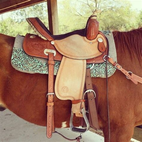 barrel saddle circle horse pad ever racing gear saddles tack horses pads western stuff felt perez nicole via cool wanting