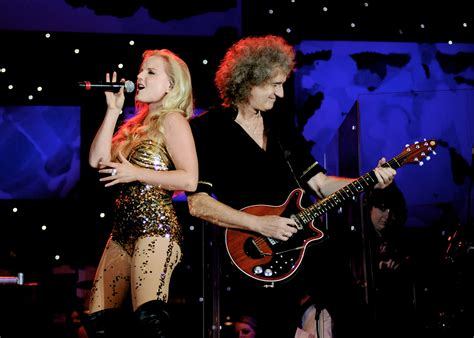 Brian May E Kerry Ellis In Italia Nel 2016, Le Date Dei