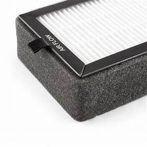 Luftreiniger Hepa Filter : tramontana hepa ersatzfilter zubeh r f r luftreiniger 10x21 cm klarstein ~ Frokenaadalensverden.com Haus und Dekorationen