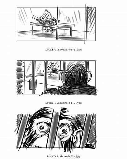 Planet Rise Apes Storyboards Drummond Opening Secret