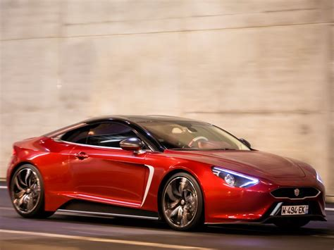Exagon Furtive-eGT   Car pictures, Classic cars, Automobile